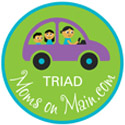 Triad Moms on Main Logo